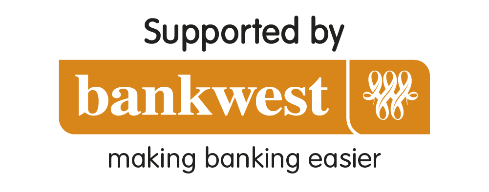 Supported by Bankwest MBE RGB