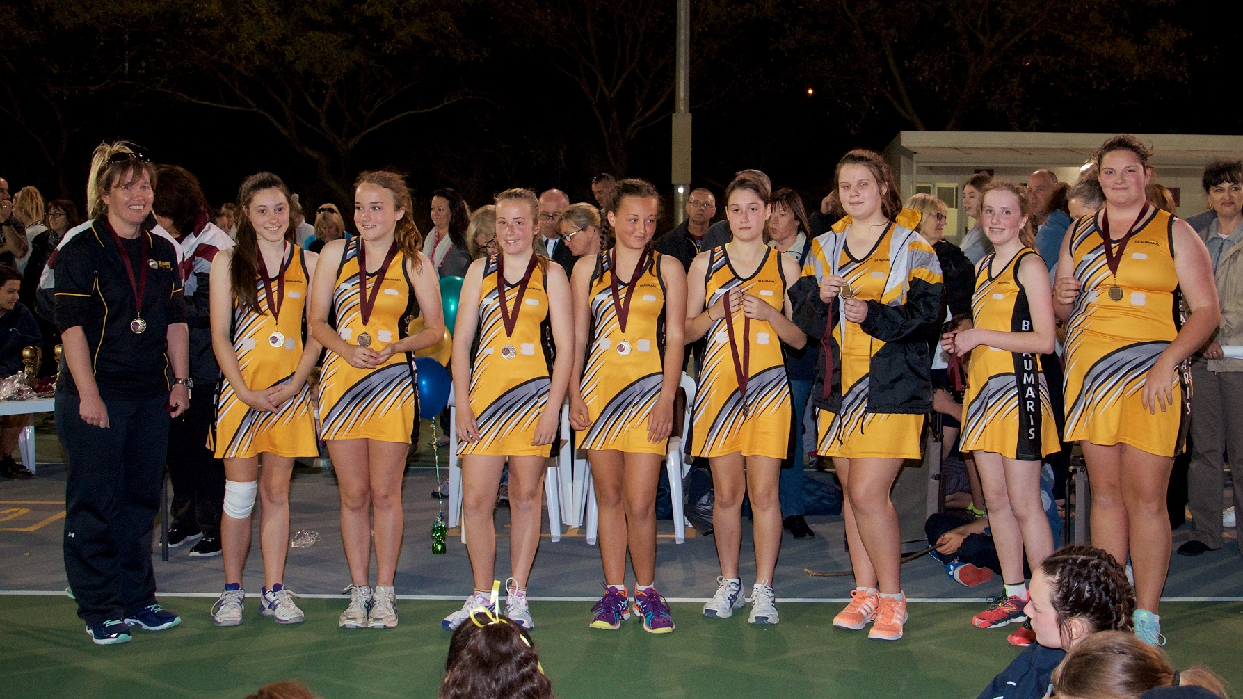 2015 BNC Grand Finals Winners U17 Div7a